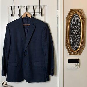 44R Ralph Lauren Blue Blazer